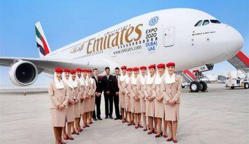 Авіапасажирам «Емірейтс» дозволять здавати багаж з готелю