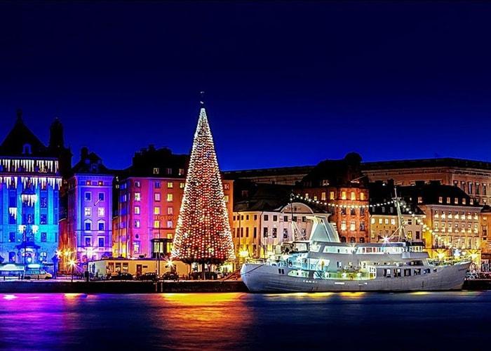 Новогодний круиз по Европе