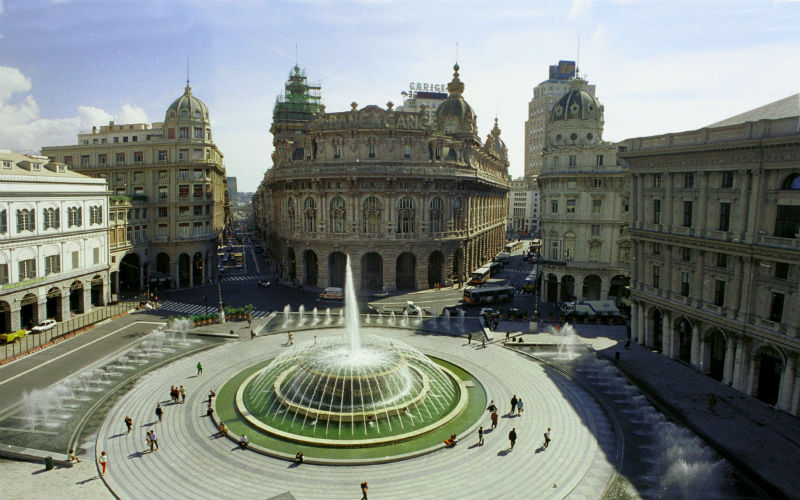 Генуя (Италия)