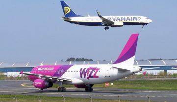 В Україні розширюється мережа авіамаршрутів від 3-х лоукостерів