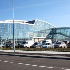 Во Львове появился автобус ж/д вокзал - аэропорт