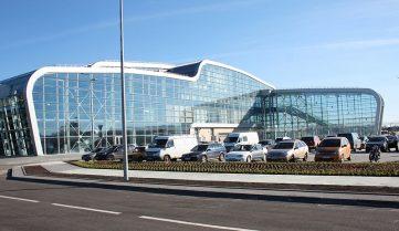 У Львові з'явився автобус залізничний вокзал – аеропорт
