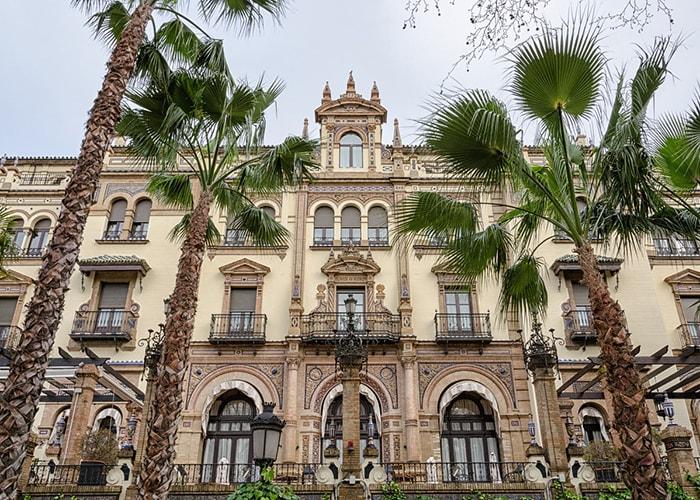 Севілья – південне місто Іспанії