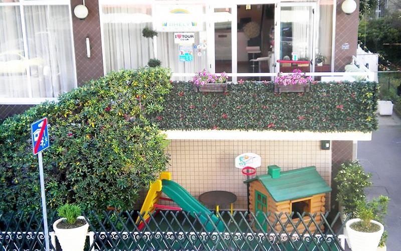 Hotel Nova Dhely - детский уголок