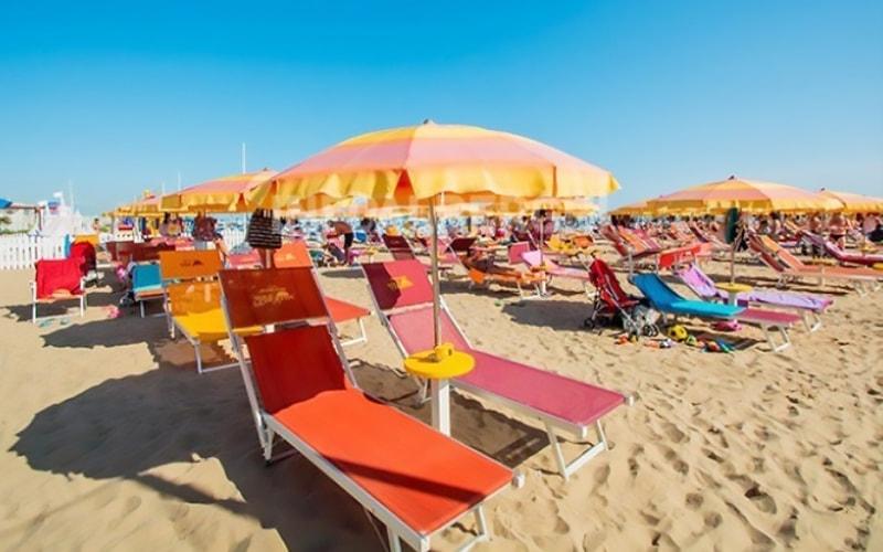 Hotel Nova Dhely - пляж