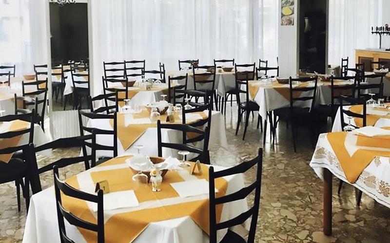 Hotel Nova Dhely - ресторан