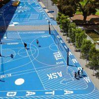 В ОАЭ открылся «Остров для спорта»