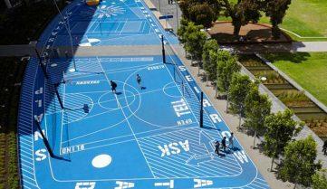 В ОАЕ відкрився «Острів для спорту»