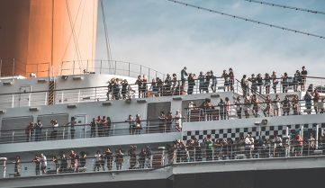 Работа на круизных лайнерах без опыта работы