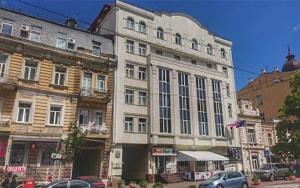 Посольство Словении в Киеве