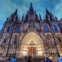 Барселона приглашает на ночные экскурсии