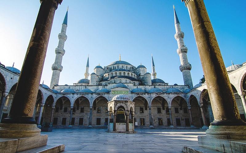 Горящие туры из Одессы в Турцию