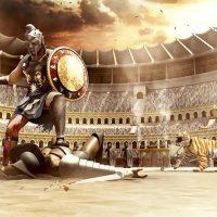 Колізей в Римі буде показувати гладіаторські бої