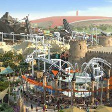 Новый парк в ОАЭ WarnerBros