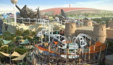 В Еміратах чекає туристів нова зона розваг
