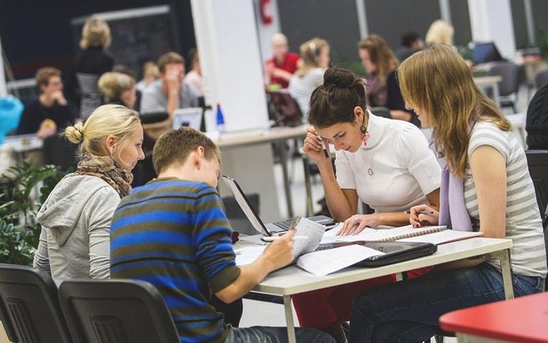 Обучение на магистратуре, Эстония