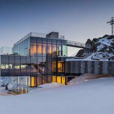 В австрийских Альпах готовятся к открытию музея «Агента 007»
