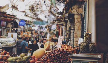 Национальные блюда Израиля