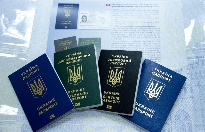 Паспорт для въезда в Россию