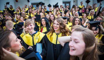 Студенты в Литве
