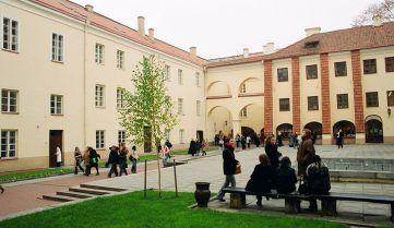 Магистратура в литовском университете