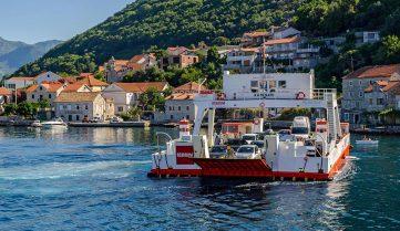 Из Будвы в Дубровник запустили морской катамаран