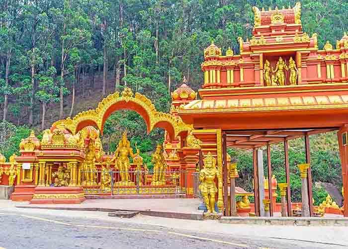 храм Seetha Amman Temple
