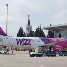 Wizzair анонсировал ещё четыре авиарейса из Харькова