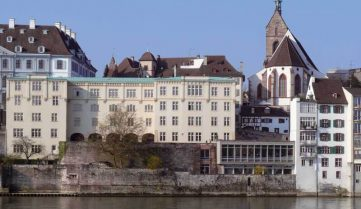Базельский университет, Швейцария