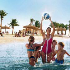 ТОП 10 лучших отелей Египта для отдыха с детьми