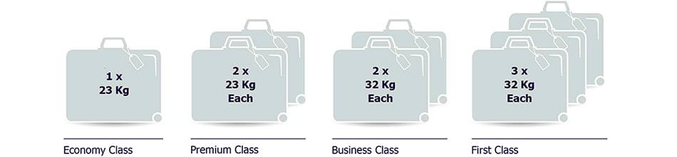 Нормы провоза багажа и ручной клади в самолетах
