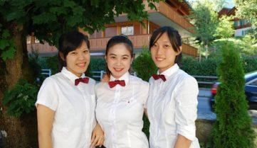 Швейцарская школа гостиничного дела