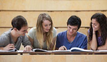 Студенты Рижского университета