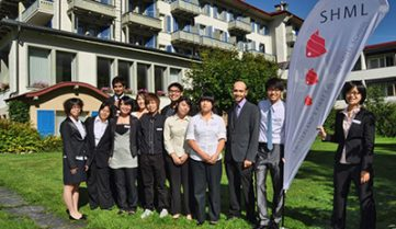 Swiss College of Hospitality Management, First Boutique Hotel School