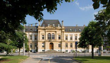 Университет Невшателя, Швейцария