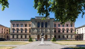 Университет Женевы, Швейцария