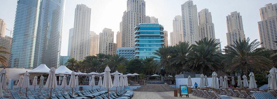 Hilton Dubai Jumeirah Beach 5*