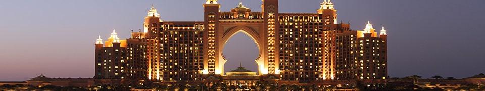 лучшие отели в ОАЭ