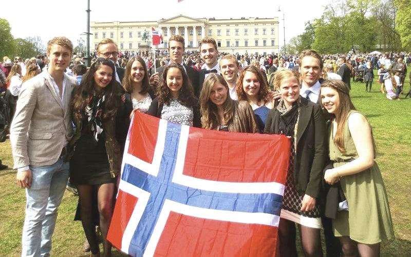 Магистратура в Норвегии