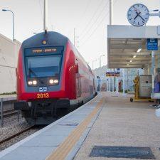 Новый скоростной поезд из «Бен-Гуриона» до Иерусалима