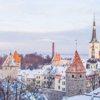 Куди поїхати взимку в Європу