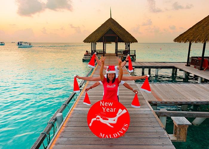 Мальдіви Новий рік