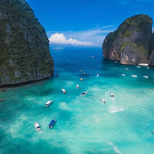 Топ-лучших пляжей Таиланда и их особенности