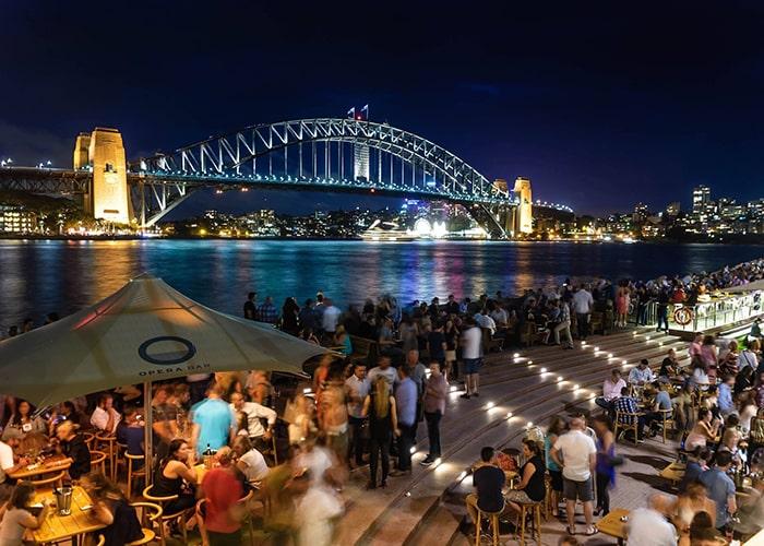 Австралия Новый год