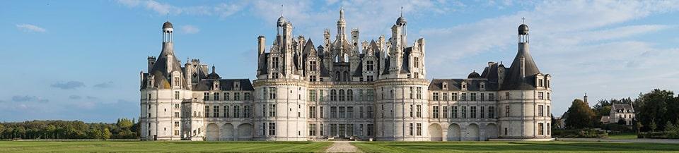 Автобусный тур во Францию, замок Шамбор