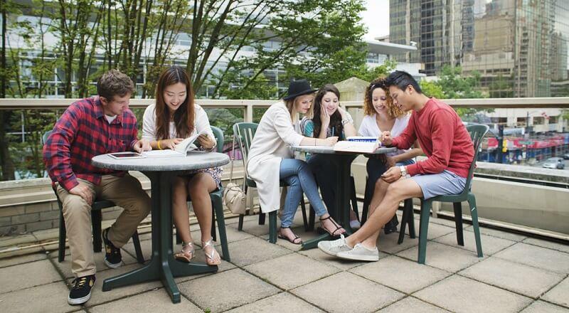 Каплан курсы английского языка: Ванкувер