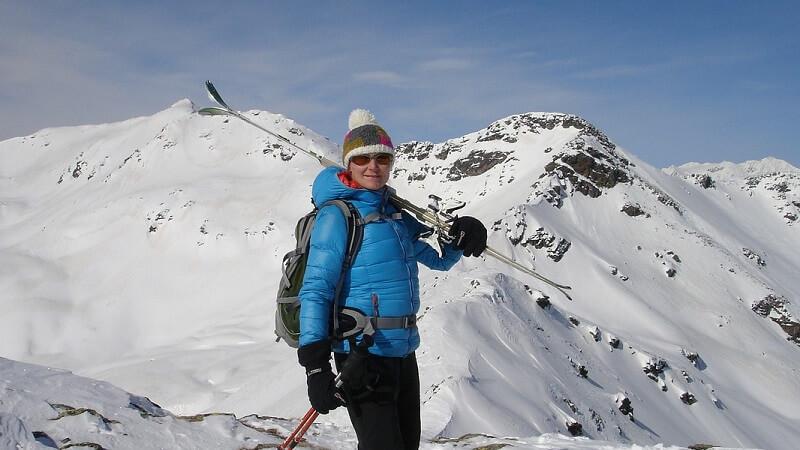 Лыжный тур в Грузию