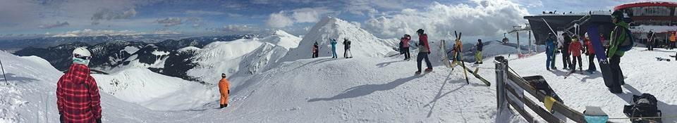 Гірськолижні тури в Словаччину, курорт Ясна