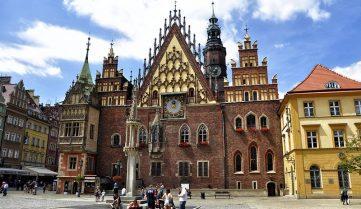 Автобусные туры в Польшу, Вроцлав