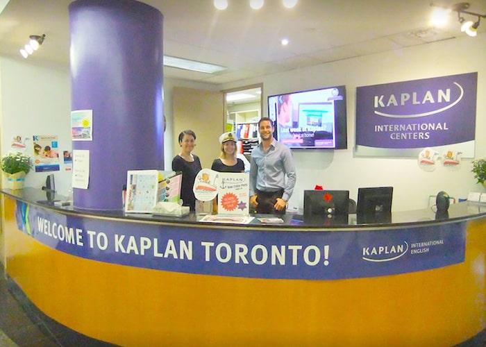 Обучение в Kaplan Toronto